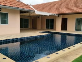 Pool Villa Single Private House For Rent