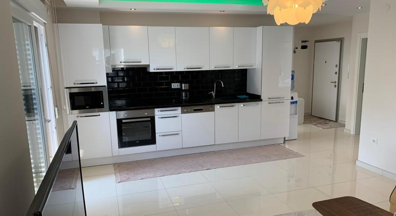 2 BEDROOMS SEA VIEW FURNISHED APARTMENT FOR SALE