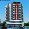 Booking available of 4 & 5 rooms super luxurious apartments for 3 years in KOMAL HEAVEN blk 2 Jauhar