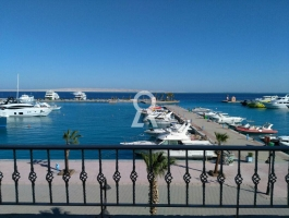 Hot Deal in Marina Hurghada apartment 2 bedrooms fully furnished
