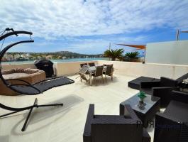 Santa Ponsa - dream view. Dream apartment. Simply chic. Mallorca just.