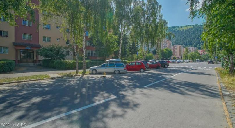 Tampei Street, Racadau, Brasov