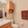 FURNISHED, END UNIT townhome with 3 bedrooms