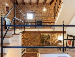 Mallorca really original. A stone house with a stylish interior. 30 minutes from Palma.