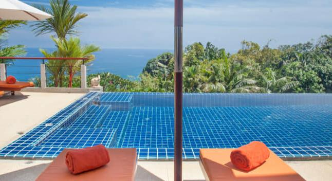 Phuket quality real estate offers this beautiful 4 bedroom 5 bathroom