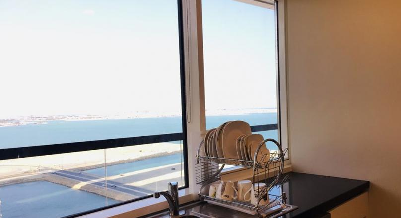 Sea View 2 Bedroom Apt In Fontana Suites @ Reduced Price!!!!!