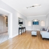 A bright, spacious first floor apartment which has been finished to a great standard