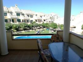 Townhouse on golf fields in Campoamor for winter rent