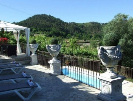 Hotel located in the Gerês National Park
