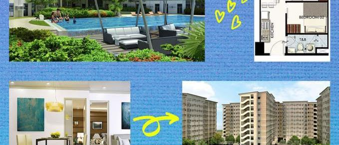Charm Residences in Felix Avenue, Cainta