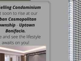 Uptown Arts at Uptown Bonifacio (Pre Selling Condominium)