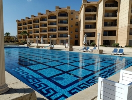 2 bedrooms apartment with private beach Fully finished with installments