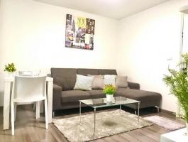 A 30 Sq M. Studio bedroom on 2nd Floor at D' Vieng Santitham Condo