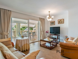 Palma - Ciudad Jardin. Apartment with great beach location. Well maintained.
