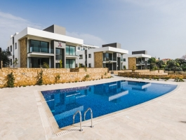 Luxery Apartments For Sale in North Cyprus, Ready to Move in.