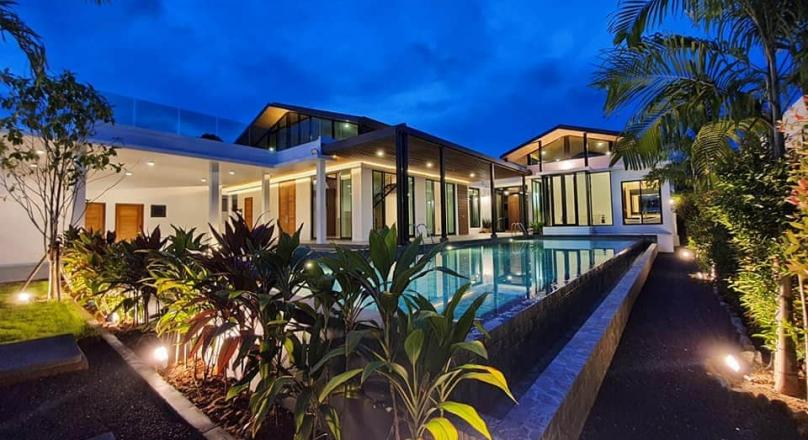Phuket Quality Real Estate offers a beautiful new project
