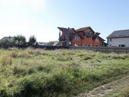 Ideal investment for house construction, 600 sqm in town, Harman, Brasov