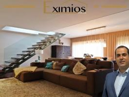 LUXURY DUPLEX APARTMENT WITH LARGE TERRACE AND VIEWS OVER THE CITY OF PÓVOA