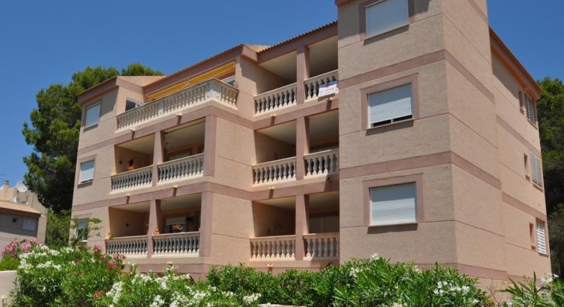 La Romana. Well maintained apartment. Well maintained small area. Very quiet. And then three bedrooms.