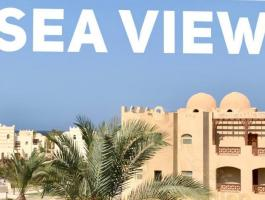 First occupancy - 1 bedroom apartment with sea view