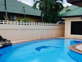 Pool villa for rent