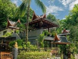 Russian Celebrity villa in Surin Phuket Thailand for sale
