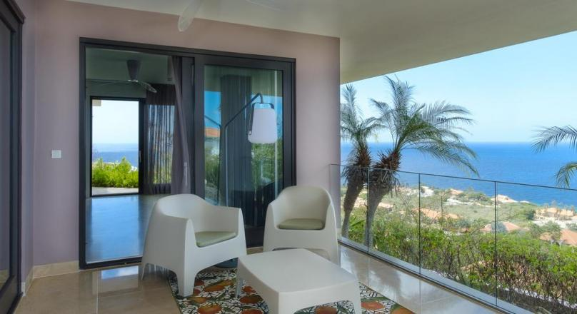 Villa 652  HAS THE MOST SPECTACULAR PANORAMIC VIEW OF CURAÇAO