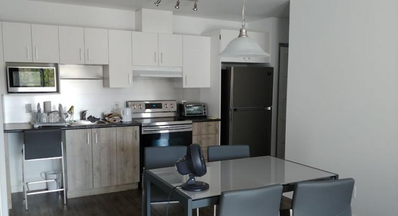 Large condo style new construction