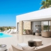 Direct from the builder, Spectacular luxury villa for sale of new modern construction in Jávea