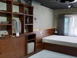 A 37 Sq M Studio room apartment on 7 floor at Chomdoi Condo