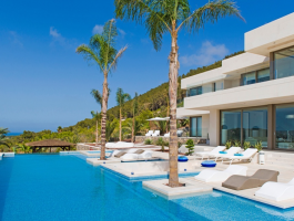 Modern style luxury villa for sale in Jávea on Monte Olimpo