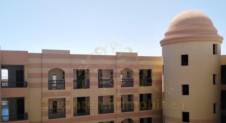 Luxury apartment main street of Marina view