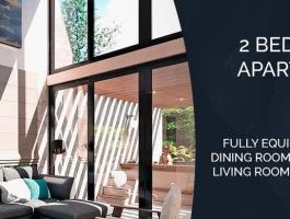 Two bedroom apartment located in Tulum
