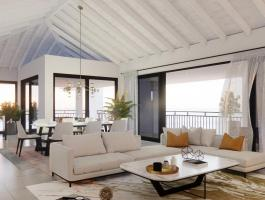 AMAZING OCEAN VIEW PENTHOUSE AT CAPE MARIE LUXURY APARTMENTS