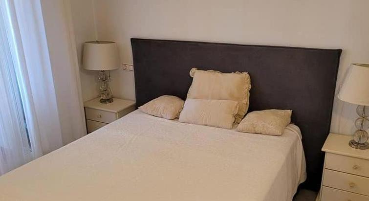 Apartment for winter rent in Torrevieja.