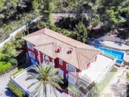 Villa in the exclusive urbanization Son Vida