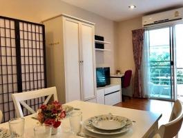A 30Sq M Studio room on 4 floor at Oneplus condominium.