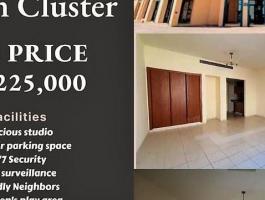 For Sale Studio Apartment