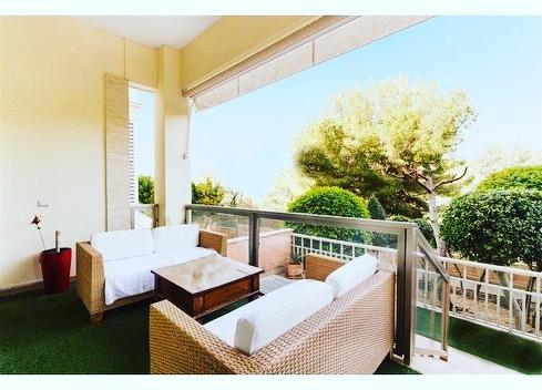 FOR SALE & RENT - Spacious ground floor apartment located in a modern complex in Bonanova