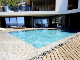 Modern luxury villa for sale in Altea Hills with sea views