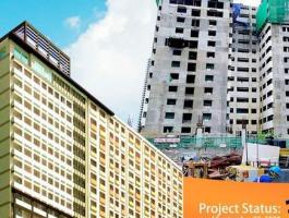 PIONEER HEIGHTS 1 is a 24-storey office, commercial and residential condo