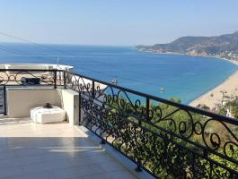 Sale! Beautiful apartment with panoramic views of the Mediterranean