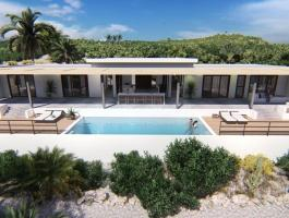 On the more than 12,000 m2 plot 823 in Coral Estate