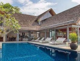 magnificent beautiful villa