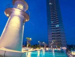 Supalai Mare Condominium 2-bedroom condo unit for sale